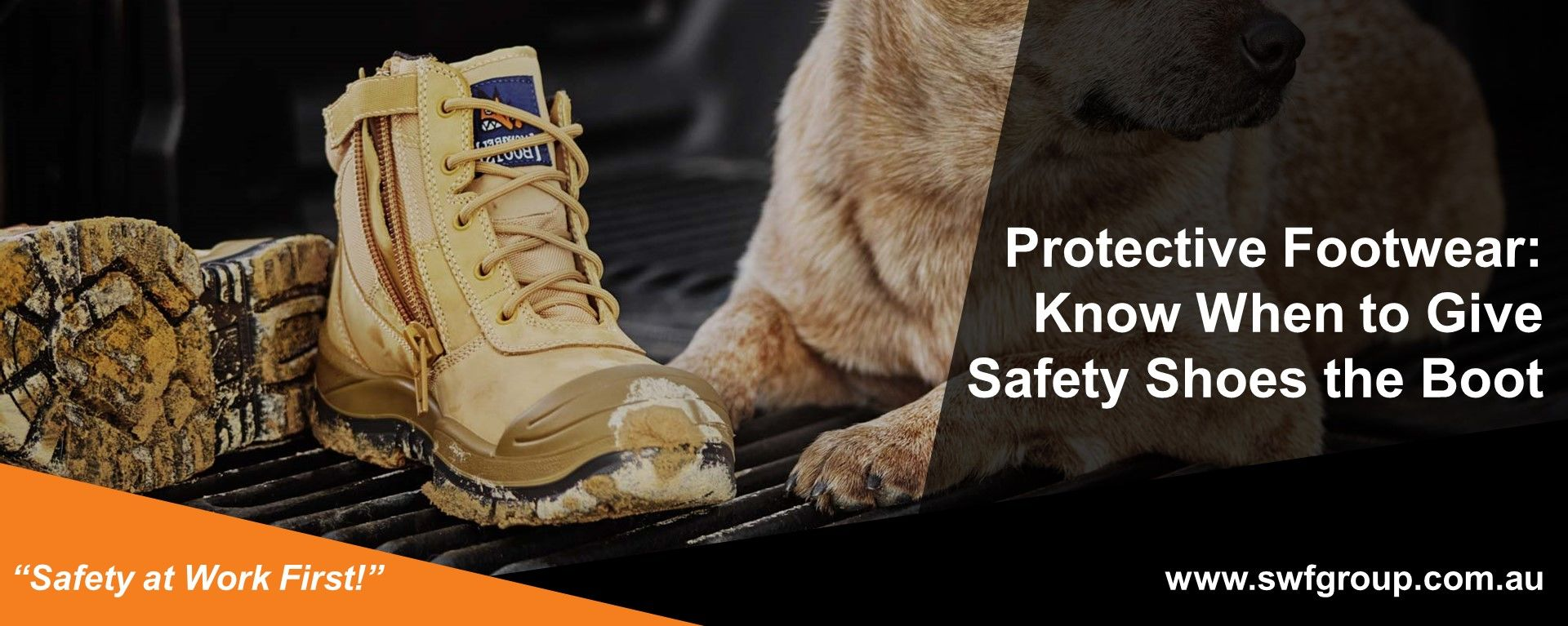 Protective Footwear Know When to Give Safety Shoes the Boot