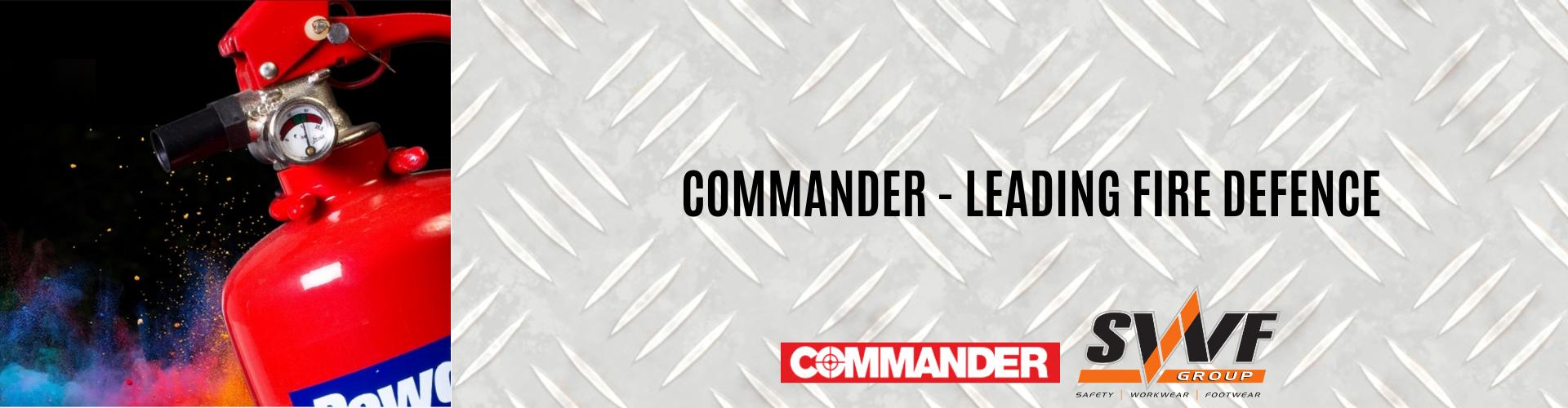 Commander Header