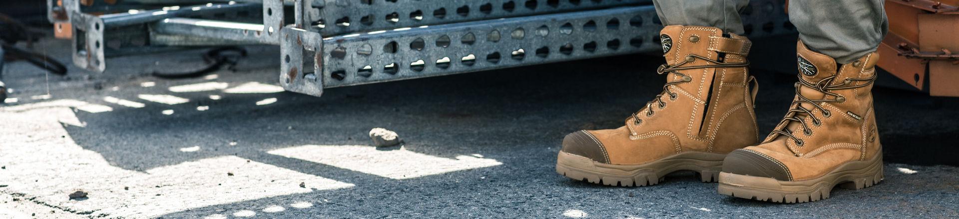 Safety Footwear 2