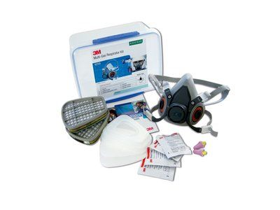 3M MultiGas Respirator Kit 6259 A1B1E1K1P2