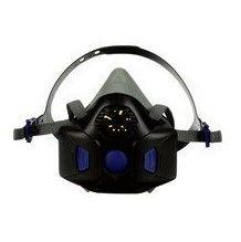 3M Secure Click Half Facepiece Reusable Respirator