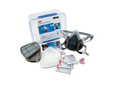 3M Spraying Respirator Kit 6251 A1P2