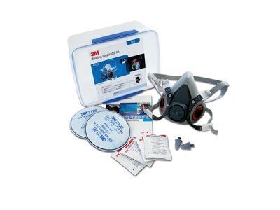 3M Welding Respirator Kit 6228 GP2