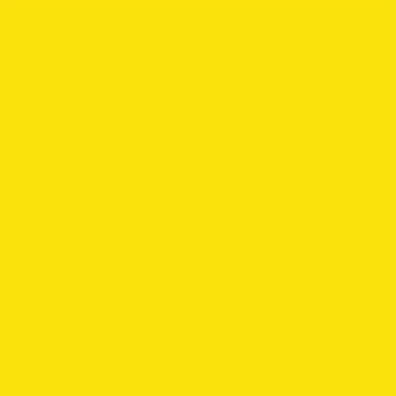 Blank CL1 Yellow Sign