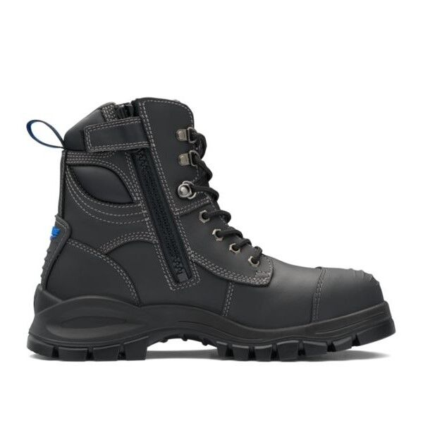 Blundstone 997 Zip Safety Boot