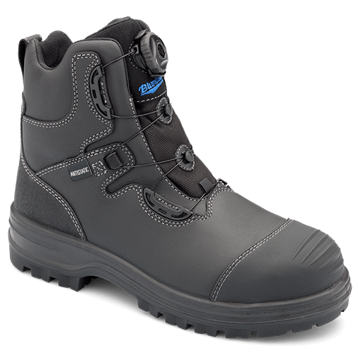 Blundstone BOA Black Safety Boot