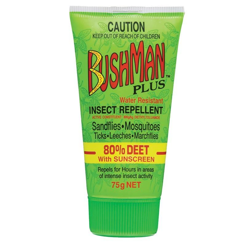 Bushman Repellent PLUS 75g