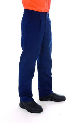 DNC Cotton Drill Work Trousers