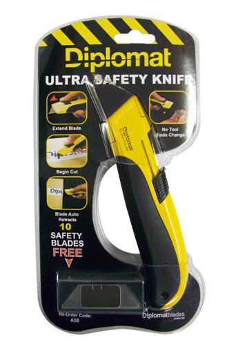 Diplomat Ultra Safety Knife