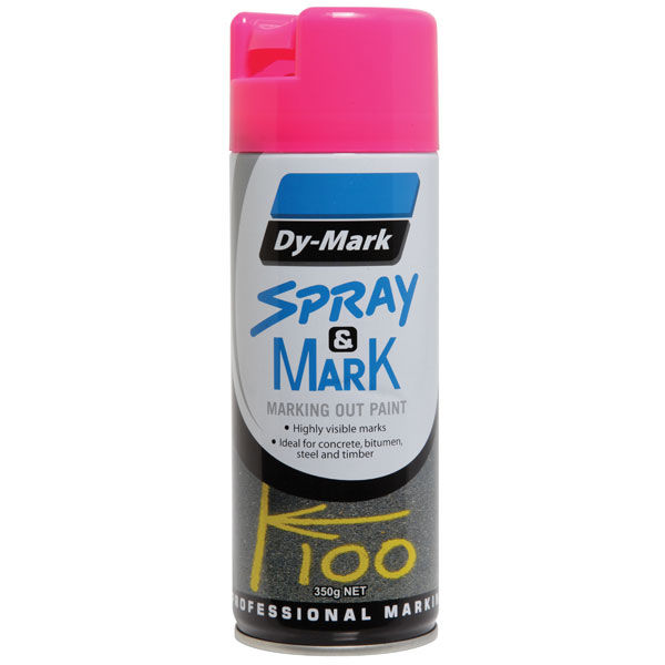 A bottle of Dymark Spray + Mark