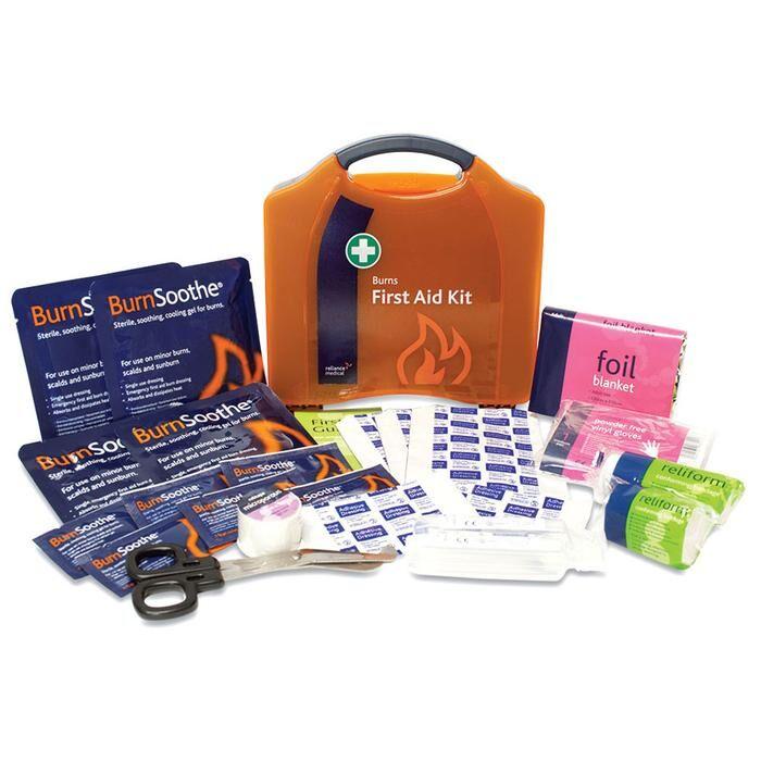 Emergency Burns Module First Aid Kit
