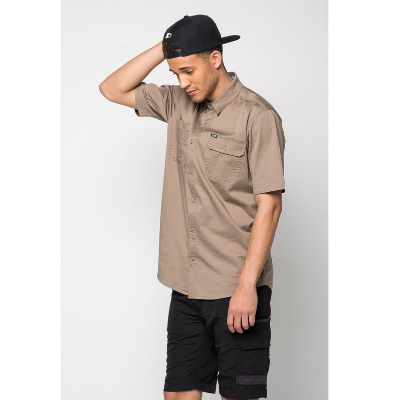 FXD SSH 1 SS Work Shirt