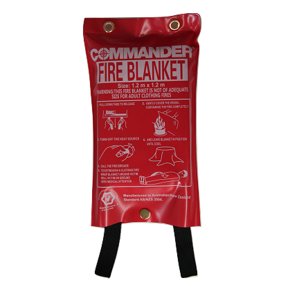 Fire Blanket   10m x 10m