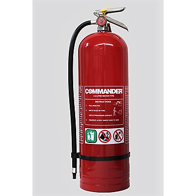 Fire Extinguisher   Water 90L