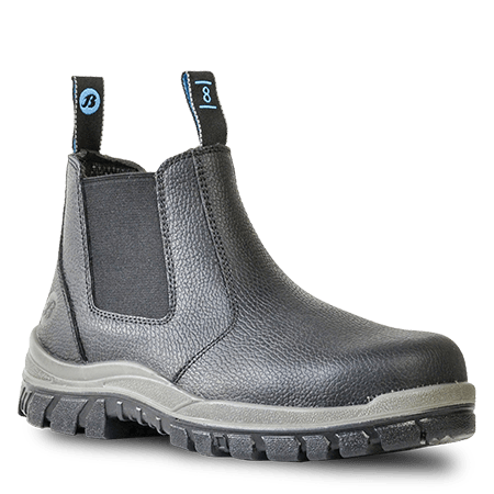 HERCULES Elastic Sided Safety Boot