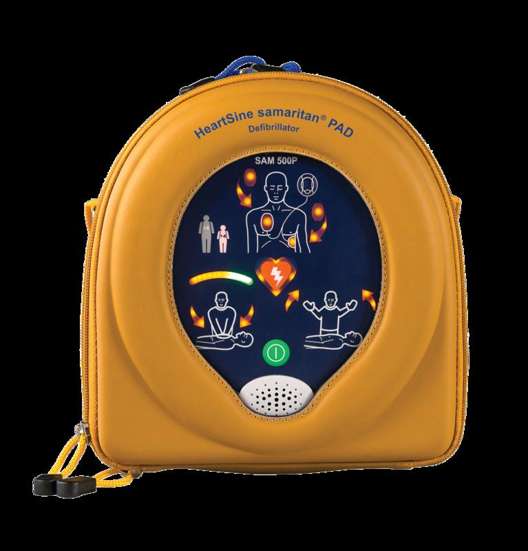 HeartSine PAD Defibrillator