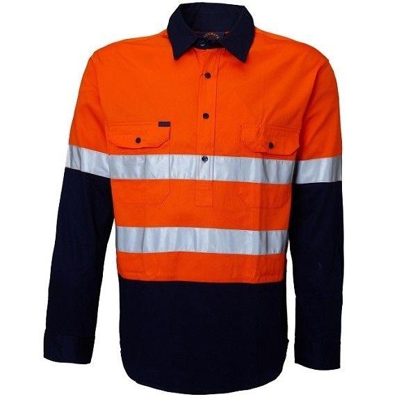 Hi Vis CF Ref LS Shirt