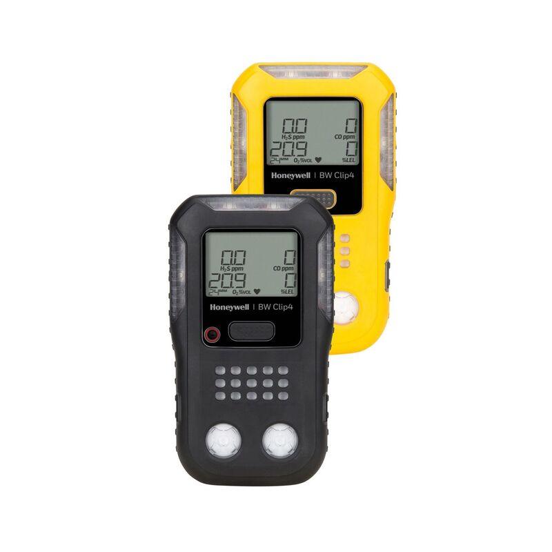 Honeywell BW Clip4 MultiGas Detector