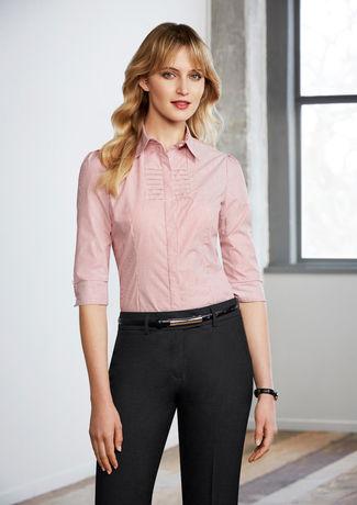 Ladies Berlin 34 Sleeve Shirt