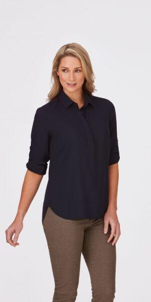 Ladies Long Sleeve Meghan Shirt
