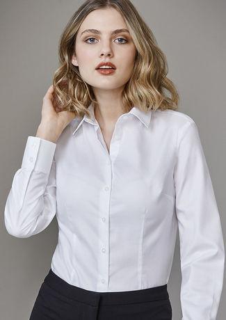 Ladies Long Sleeve Regent Shirt