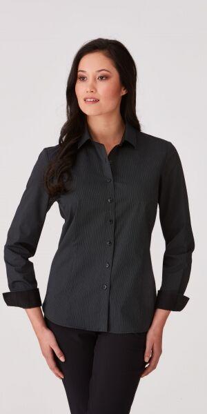 Ladies Long Sleeve Xpresso Shirt