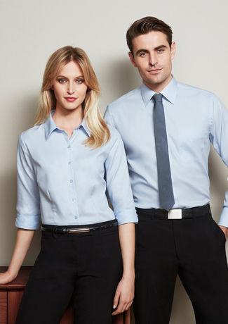 Ladies Luxe 34 Sleeve Shirt