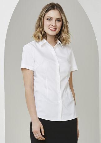 Ladies Regent Short Sleeve Shirt