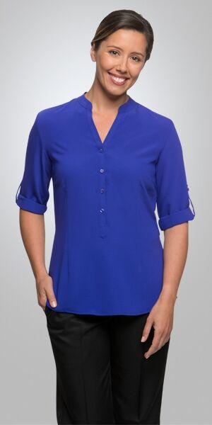Ladies So Ezy 34 Sleeve Shirt