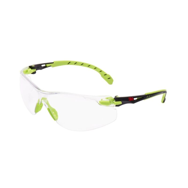 M Solus 1000 Series with Scotchgard Antifog coating Clear Lens