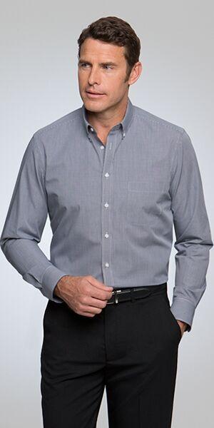 Mens Pippa Check Long Sleeve Shirt