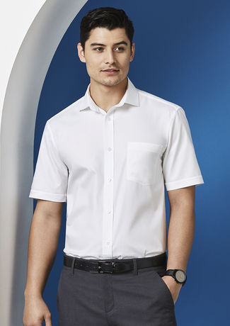 Mens Regent Short Sleeve Shirt