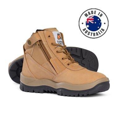 Mongrel Non Safety Zipsider Boot