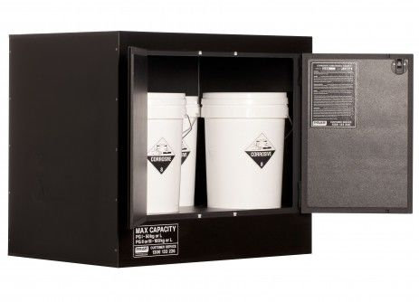 Pratt 100L Corrosive Storage Cabinet