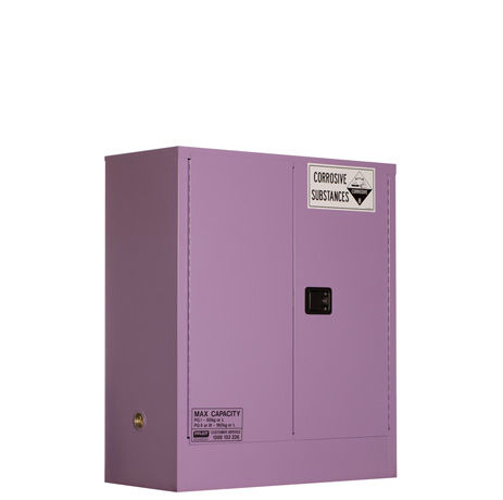Pratt 160L Corrosive Storage Cabinet