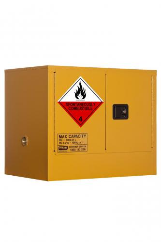 Pratt Class 4 Dangerous Goods Cabinet