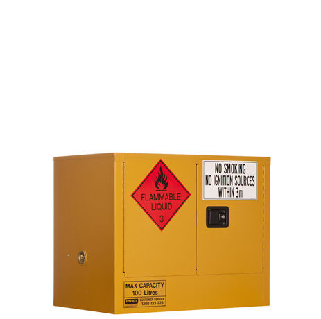 Pratt Flammable Liquid Cabinet
