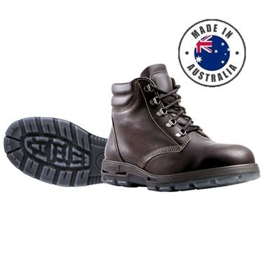 Redback Alpine Lace Up Safety Boot