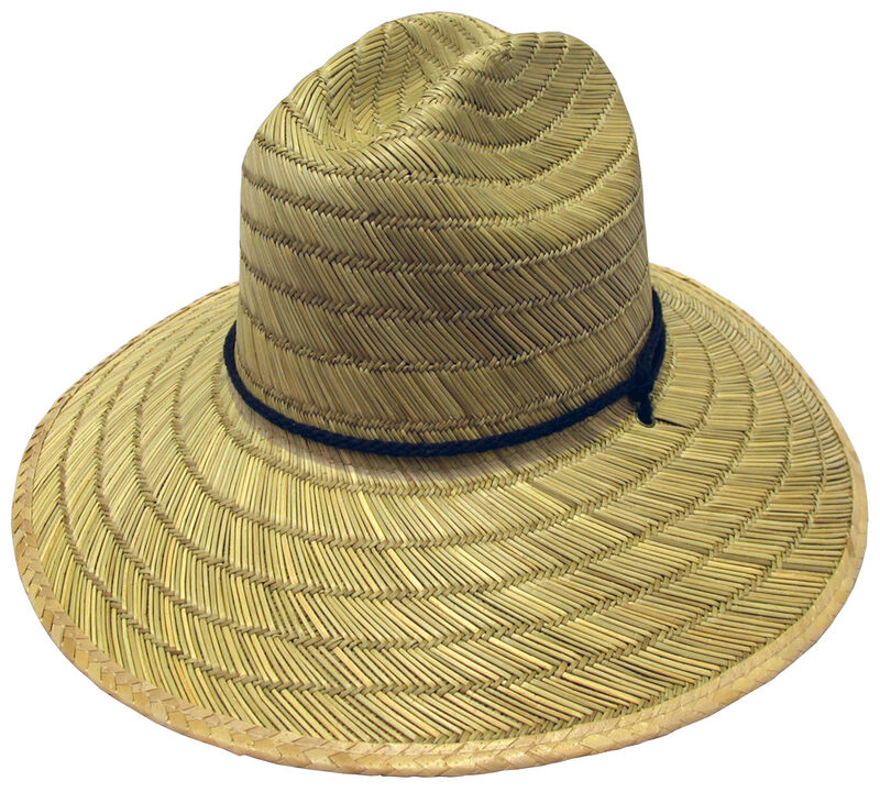 Rush Straw Surf Hat