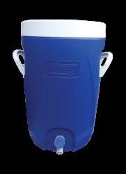 A blue THORZT 20 Litre Cooler