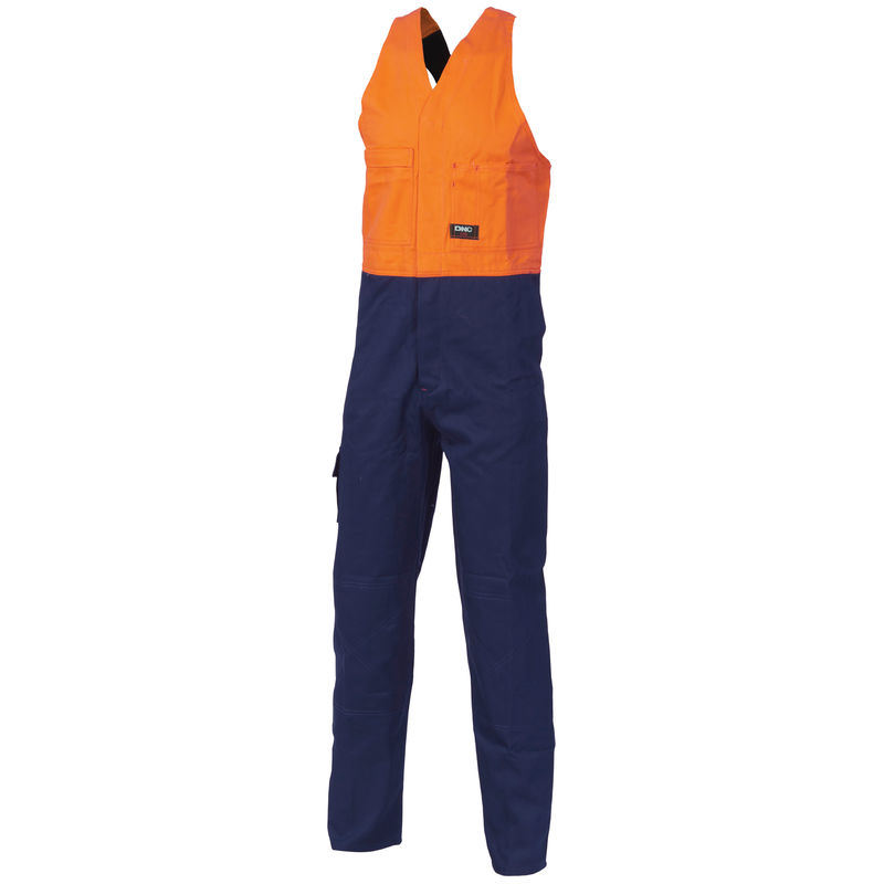 Hi Vis Two Tone Overall