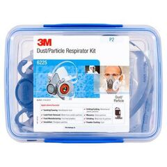 3M DustParticle Respirator Kit 6225 P2