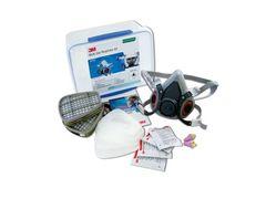 3M™ Multi-Gas Respirator Kit 6259 (A1B1E1K1P2)