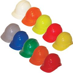 3M Non-Vented Type 1 ABS Plastic Safety Helmet