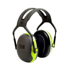3M™ PELTOR™ X Series Premium Headband Earmuff