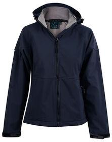 ASPEN Ladies Softshell Hood Jacket