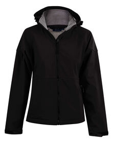 ASPEN Ladies Softshell Hood Jacket