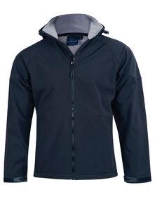 ASPEN Men's Softshell Hood Jacket