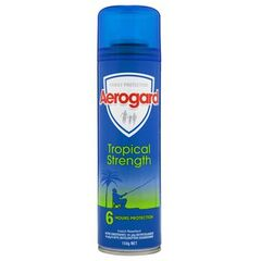 Aerogard Tropical Strength Insect Repellent 150g