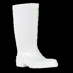 BATA White PVC 400mm Safety Toe Gumboot